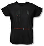 Womens: Paranormal Activity 3 - Bloody Mary T-shirts