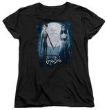 Womens: The Corpse Bride - Poster T-Shirt