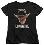 Womens: Longmire - Long Haul T-Shirt