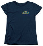 Womens: Polar Express - Conductor T-Shirt