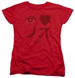 Womens: Moon Pie - Eye Pie Shirt