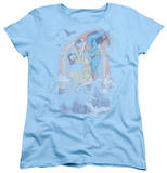 Womens: Superman - Rainbow Love T-Shirt