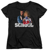 Womens: Old School - Frank And Friend T-Shirt