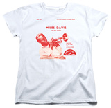 Womens: Miles Davis - The New Sounds T-shirts