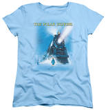 Womens: Polar Express - Big Train T-shirts