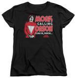 Womens: Mork & Mindy - Mork Calling Orson Shirt