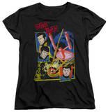 Womens: Star Trek - Eye Of The Storm T-Shirt