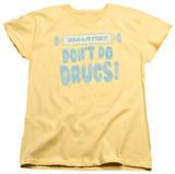 Womens: Smarties - Be Smart T-Shirt