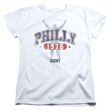 Womens: Rocky - Philly 1976 T-Shirt