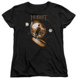 Womens: The Hobbit: An Unexpected Journey - Hobbit Hole T-shirts