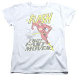 Womens: The Flash - Fast Moves T-Shirt