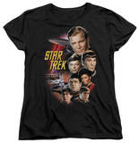 Womens: Star Trek - The Classic Crew Shirts