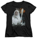 Womens: Lord Of The Rings - Gandalf T-shirts