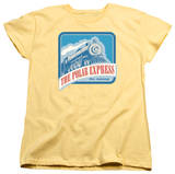 Womens: Polar Express - All Aboard T-Shirt
