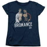 Womens: Saved By The Bell - Bromance Shirts