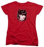 Womens: NCIS - Abby Heart Shirts