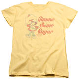 Womens: Strawberry Shortcake - Gimme Some Sugar T-shirts