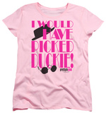 Womens: Pretty In Pink - Picked Duckie Shirts