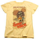Womens: Star Trek - Tribble Threat T-Shirt