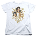 Womens: Lord Of The Rings - Women Of Middle Earth T-Shirt