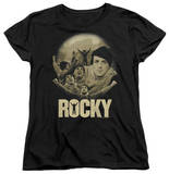 Womens: Rocky - Feeling Strong T-Shirt
