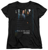 Womens: Law & Order: SVU - SVU T-Shirt