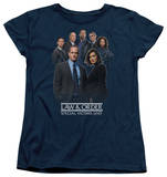 Womens: Law & Order: SVU - Team T-shirts