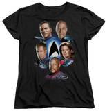 Womens: Star Trek - Starfleet's Finest Shirts