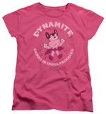 Womens: Mighty Mouse - Dynamite T-Shirt