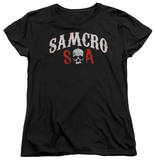 Womens: Sons Of Anarchy - Samcro Forever T-shirts