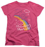 Womens: Strawberry Shortcake - Rainbow T-shirts