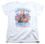 Womens: Rocky - Apollo Creed T-shirts