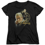 Womens: Lord Of The Rings - Legolas T-Shirt
