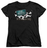 Womens: The Middle - We've All Been There Shirts