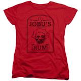 Womens: Major League - Jobu's Rum T-Shirt