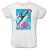 Womens: Naked Gun 2-1/2 - Poster Art Shirt