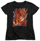 Womens: The Flash - Flash No.1 T-shirts