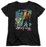 Womens: Pretty In Pink - A Duckman T-shirts