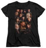 Womens: The Hobbit: An Unexpected Journey - Dwarves Poster Shirts