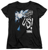 Womens: The Thing - Wanted To Be Us T-Shirt