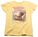 Womens: Sixteen Candles - Grandmother Shirt