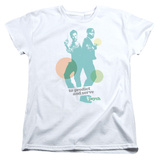 Womens: Psych - Predict And Serve Shirts