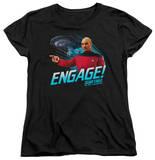 Womens: Star Trek - Engage Shirts
