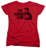Womens: Star Trek - Im Number One T-Shirt