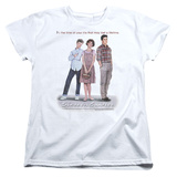 Womens: Sixteen Candles - Poster T-shirts