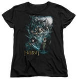 Womens: The Hobbit: An Unexpected Journey - Epic Adventure Shirts