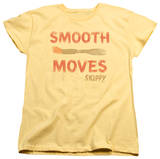 Womens: Skippy Peanut Butter - Smooth Moves T-shirts