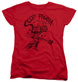 Womens: Scott Pilgrim - Rockin T-Shirt