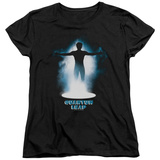 Womens: Quantum Leap - First Jump T-Shirt