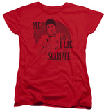 Womens: Scarface - Truth T-Shirt